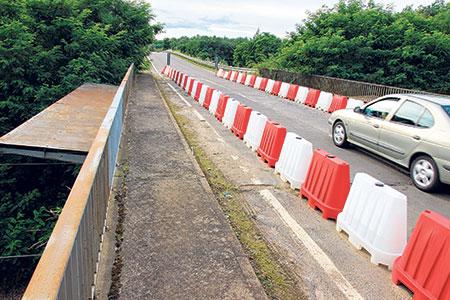 Drebkauer Brücke wird neugebaut