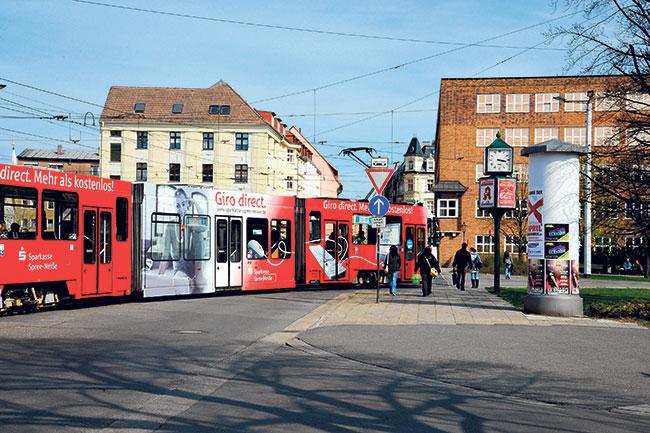Cottbus: Berliner Platz bleibt zwei Monate autofrei