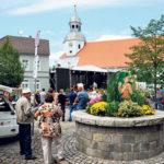 Drebkau: Marktplatz ist am 3. und 4.9. Mittelpunkt des 11. Brunnenfestes