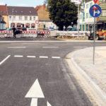 Spremberg: Endlich wieder freie Fahrt! | In Geschwister-Scholl- und in Karl-Marx-Straße rollt wieder der Verkehr