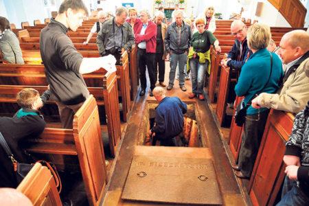 Forst: Einmalige Stadtführung zum Denkmaltag