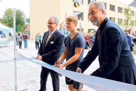 Spremberg: Neue Schulturnhalle steht jetzt offen