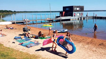 Es ruft der See zum Baden | Auf malerischen Wegen des Vorspreewalds zum hellen Gräbendorfer See