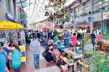 Cottbus: Sonntag ist erlebnisreicher Einkauf garantiert