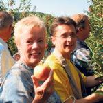 Klein Gaglow: Auf dem Obsthof Meier startet die Apfelernte