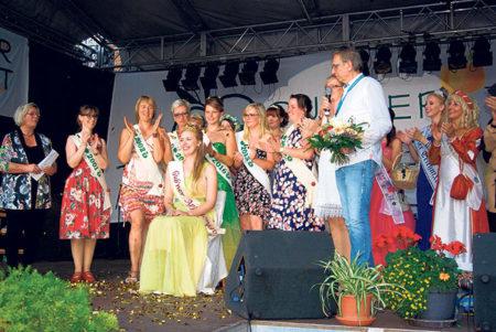 Antonia Lieske ist neue Apfelkönigin