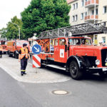 Forst: Feuerwehrmeile in der Innenstadt