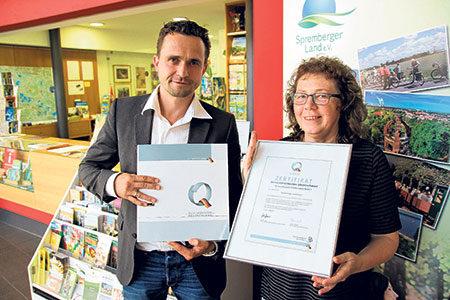"""Spremberg: Touristiker verteidigen ihr """"Qualitäts-Q"""""""