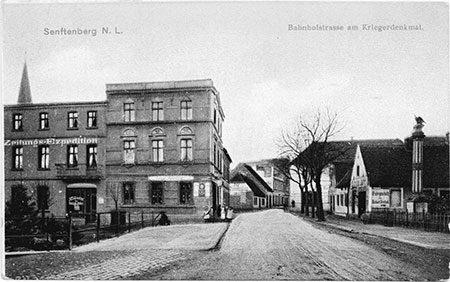 Senftenberg: Kriegerdenkmal bleibt verschwunden