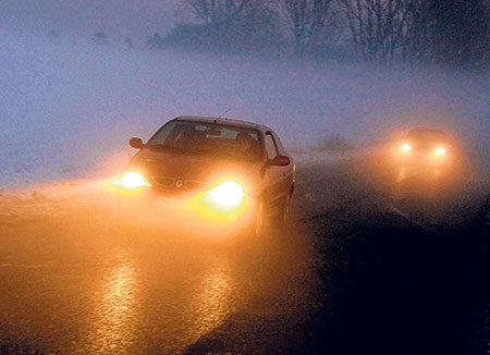 Gefährliche Jahreszeit: Autofahrer sollten Vorsicht walten lassen