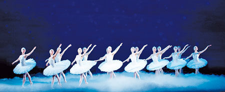 """Cottbus: Ballettklassiker """"Schwanensee"""""""