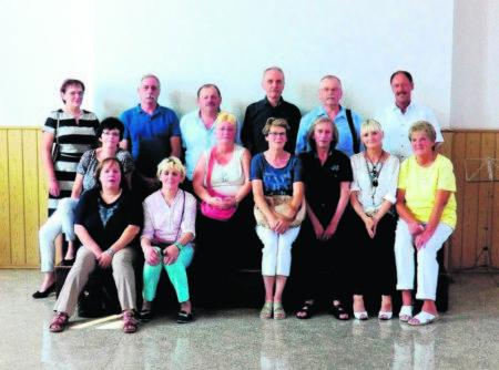 Welzower Klassenkameraden treffen sich nach 45 Jahren wieder