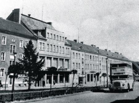 Dresdner Straße in Spremberg