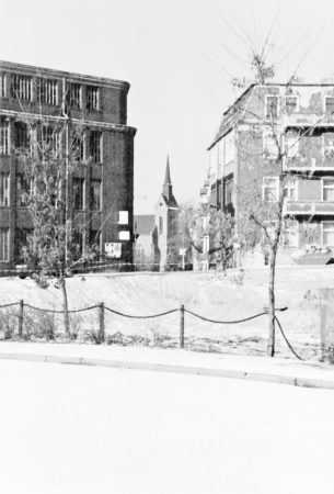 Spremberg: Lichtlos den Georgenberg runter
