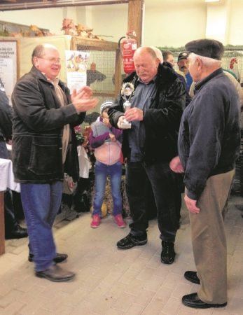 Bei den Ausstellungen der Hohenbockaer Züchter werden regelmäßig Trophäen verteilt. Ein Beweis für die gute Arbeit innerhalb des Vereins Foto: RGZV Hohenbocka