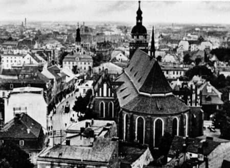 Rathaus für immer verschwunden