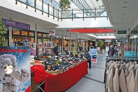 Cottbuser Einkaufszentrum feiert 23. Geburtstag am 16. November 2016