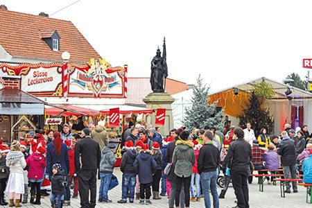 Lauchhammeraner Weihnachtsmarkt vom 25. bis 27.11. statt