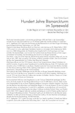 Lausitzer Jahrbuch 2016