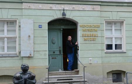 Start für Museums-Bauarbeiten