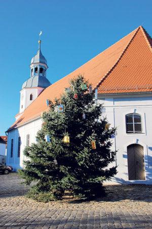 Drebkau: Nikolaus ist Drebkauer | Drauke lädt am 10.12. zum Nikolausmarkt ein