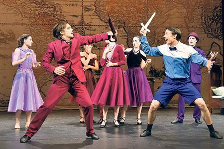 """Cottbus: Das Ballett """"Peter Pan"""" begeistert das Publikum aller Altersklassen"""