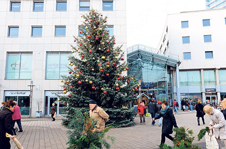Cottbus: Geschenkesucher haben ganz viel Zeit im Advent