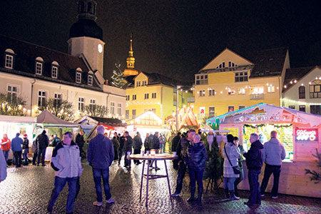 Die Weihnachtsmärkte der Lausitz gehen ins Finale