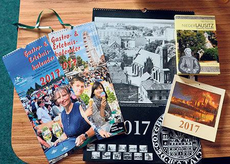 Lausitz-Kalender sind für Lausitzer ein Muss