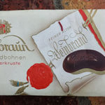 Als Cottbus noch eine Schokoladenstadt war...
