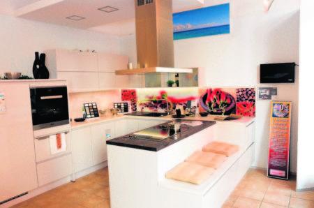 Küche als Begegnungsstätte im Trend