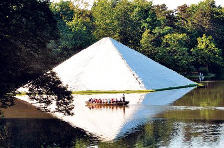 Pyramiden im Schüler-Fokus