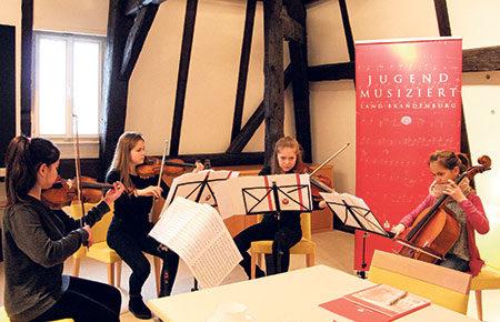Cottbus wird  wieder Musikstadt