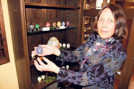 Ungarische Eier begeistern in Drebkau