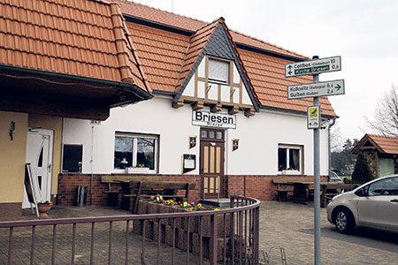 "Briesen: Leckere Plinse am ""Gurkenradweg"""
