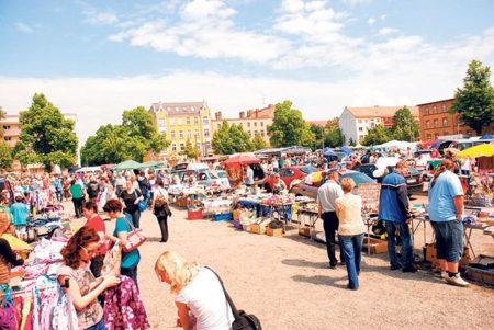 Cottbus: Viehmarkt bleibt ein Zugpferd