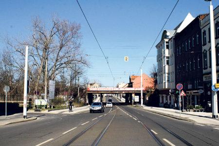 Cottbuser StraßenBekanntschaften: Einst Staats-Chaussee ins Böhmische