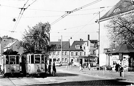Cottbus: Foto-Goethe & Bäckerei Zinke