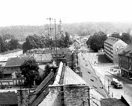 Spremberg: Lkw fährt zur Berliner Kreuzung