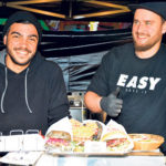Cottbus: Street Food Days trotzen dem Regen