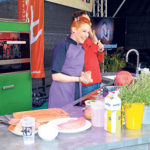 Cottbus: Street Food Days trotzen dem Regen