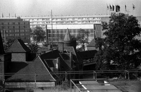Der Blick über den Cottbuser Stadtwächter