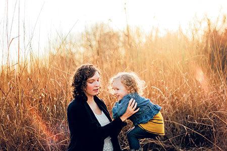 Wie Mütter das Arbeitsleben meistern