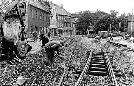 Cottbus: Widerstand gegen den Abriss