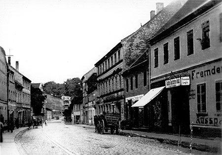 Spremberg: Wo die Totenschenke stand