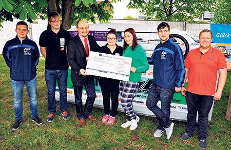 Senftenberg: KWG hilft bei Projekt zum Energiesparen