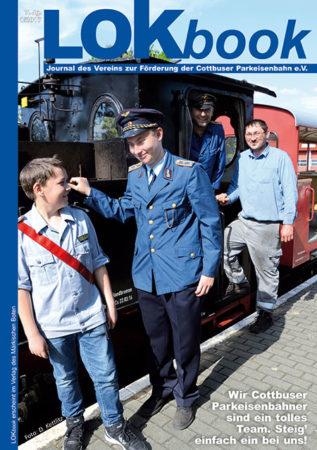 """Parkeisenbahn: Neues """"LOKbook"""" erschienen"""