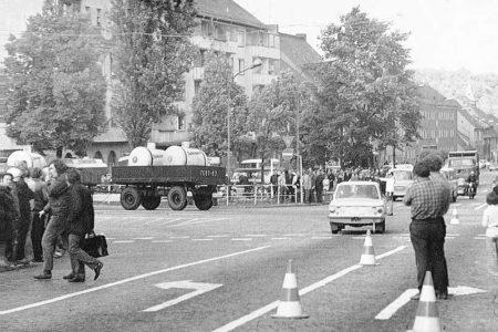 Spremberg: Nett anzusehende Polizistinnen