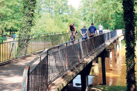 Spremberg: Alte Brücken weichen, neue Brücken kommen
