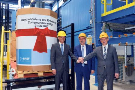 Schwarzheide: BASF produziert mehr Kunststoffe